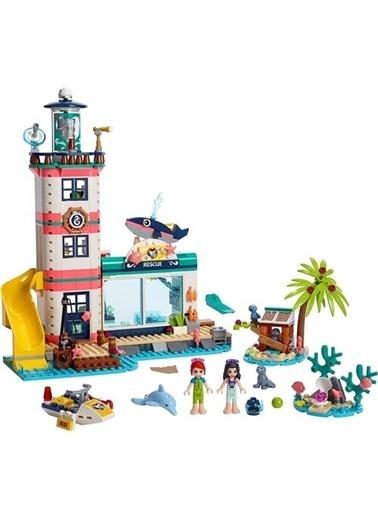 Lego Lego Friends 41380 Deniz Feneri Kurtarma Merkezi Renkli